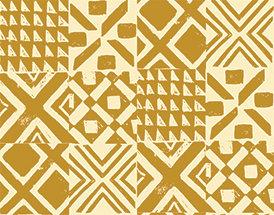Lisbon Love   Lisbon Gold by Pink Free From Paint Brush Fabrics
