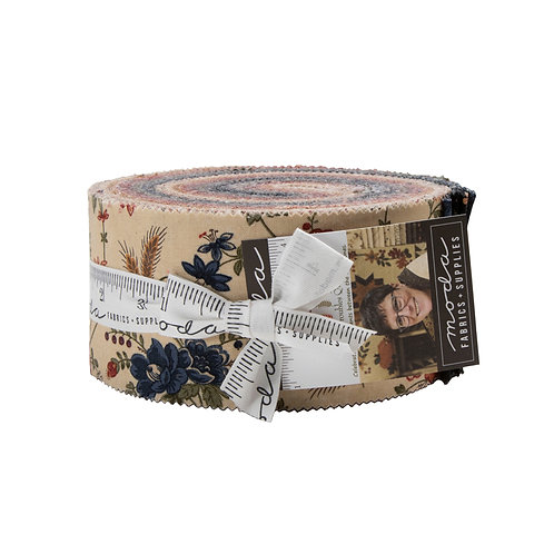 Milestones Jelly Roll By Kansas Troubles Quilters