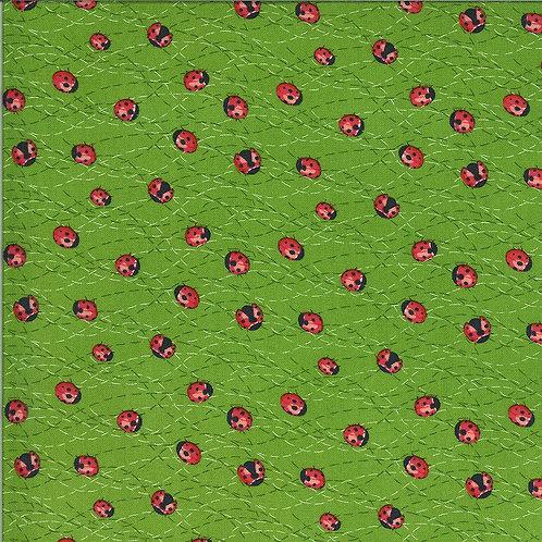 Solana | Ladybug Sprout by Robin Pickens for Moda Fabrics