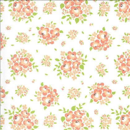 Apricot Ash Cloud  By Corey Yoder for Moda Fabrics