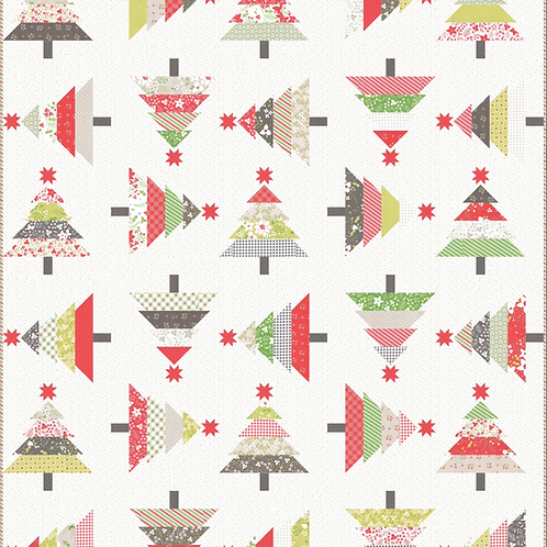Wooded Whimsy Featuring Holliberry By Corey Yoder for Moda Fabrics