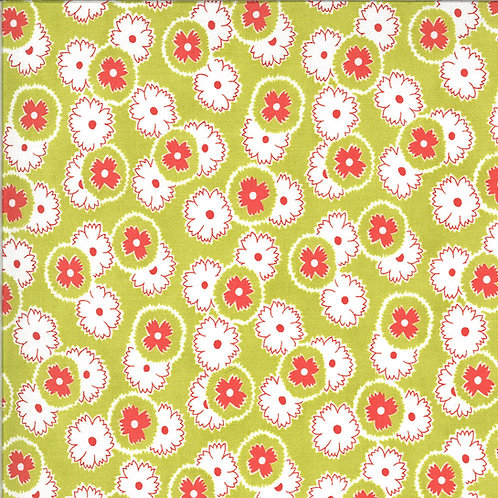 Figs and Shirting   Jelly and Jam Meadow by Fig Tree Quilts for M