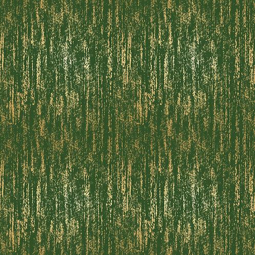Tiger Fly Brushed Metallic Green By Sarah Watts