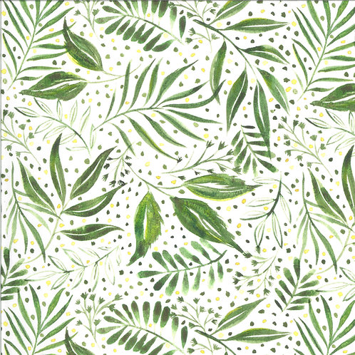 Moody Bloom Digital | Breezy Botan Jungle By Create Joy Project For Moda Fabrics