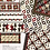 Thumbnail: Winter Manor Quilt Book by Antler Quilt Designs