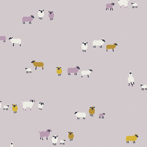 Hooked | Wool Origins  by Mister Domestic for Art Gallery Fabrics