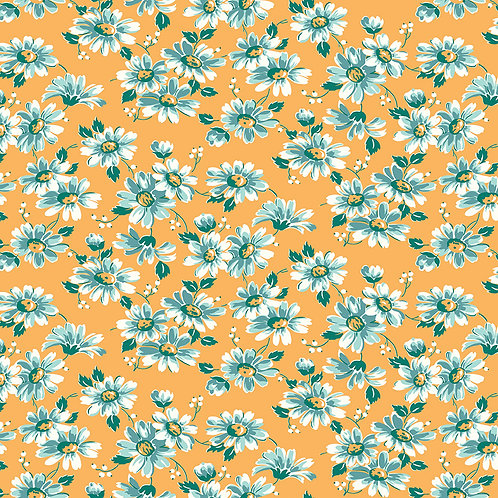 Flea Market | Floral Daisy by Lori Holt for Riley Blake Designs