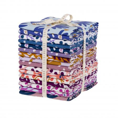 Find me In Ibiza Fat Quarter Bundle by Sabina Alcaraz for Cotton and Steel