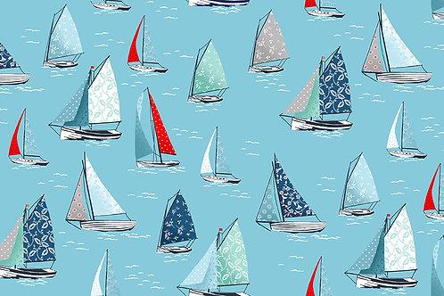Sea Breeze Light Blue By MakowerUK