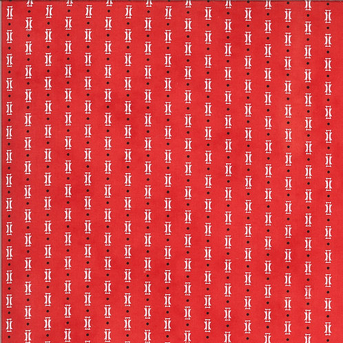 Figs and Shirting   Nanas Papas Barn Red for Fig Tree Quilts By Moda Fabrics