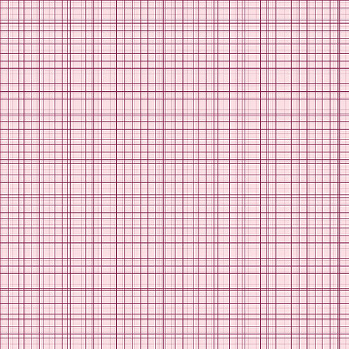 Bloom and Grow Plaid Pink by Simple Simon and Company for Riley Blak