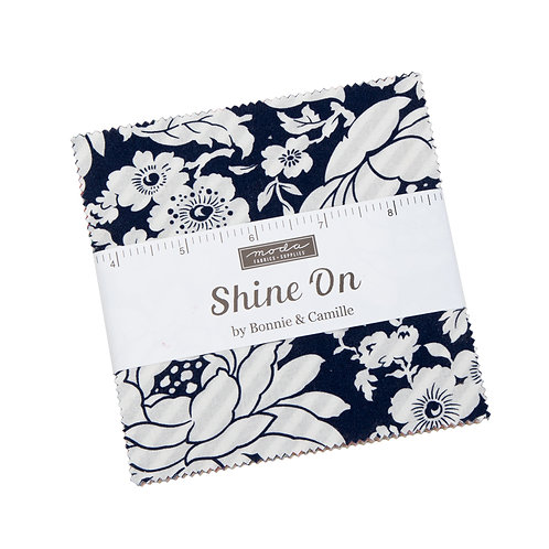 Shine On Charm Pack by Bonnie and Camille for Moda Fabric