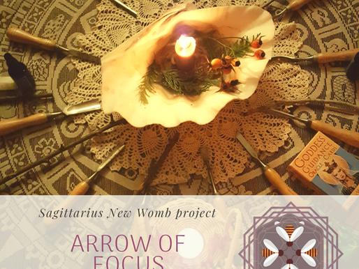 SAGITTARIUS New Womb Project