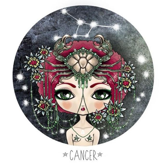 Cancerian New Womn
