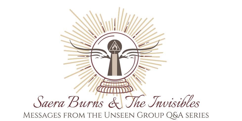 Messages from the Unseen (Group Q&A)