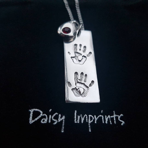 Name Tag Necklace