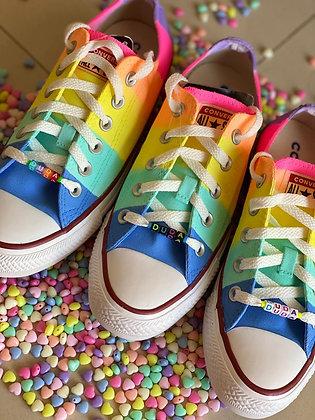Beads All Star Colorido (Adulto e Infantil)