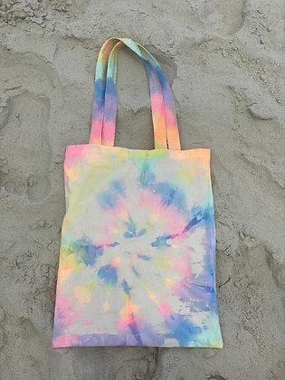 Sacola de Praia Tie Dye - Algodão