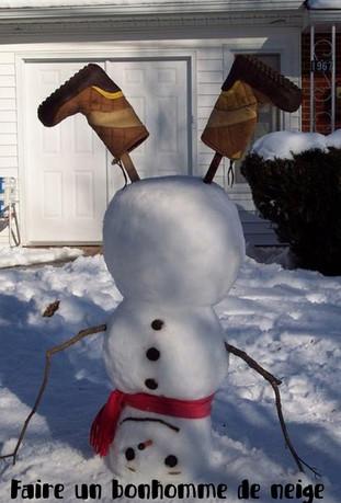 6 activités hivernales à faire dans votre cour!