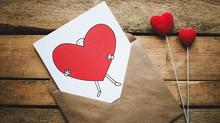Juste pour vous pour la St-Valentin chères familles...