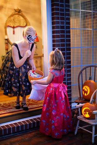 Règles de sécurité à l'Halloween