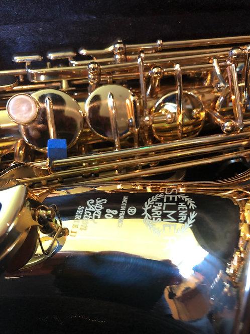 Saxophone Alto Selmer Beginners