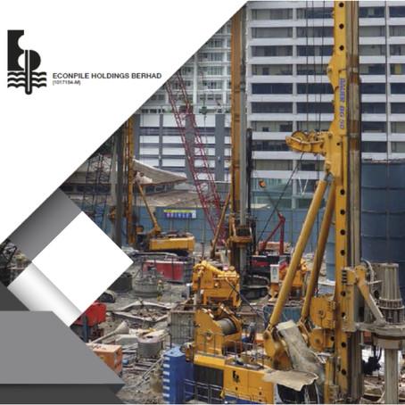 亿钢控股 ECONBHD(5253), 发出利好消息并有望带动年终盈利。