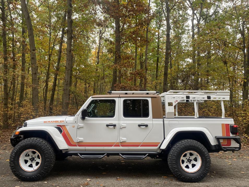 Jeep Scrambler Gladiator 2020