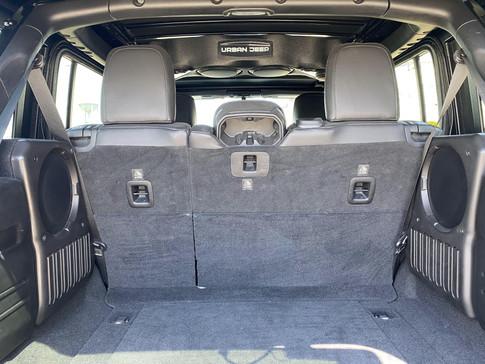 Jeep JL - JL Audio System