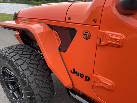 Punk'n Jeep JL