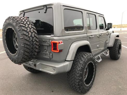 """Jeep JL Sahara- 2"""" Mopar Lift w/ 37"""" Tires"""
