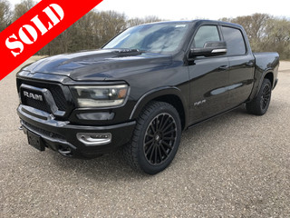 Ram Rebel Black & Gray