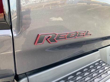 RAM 1500 REBEL LOW DOWN