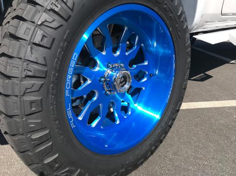 Blu Ram Wheel