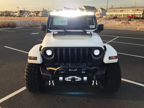 Urban Jeep Storm Trooper