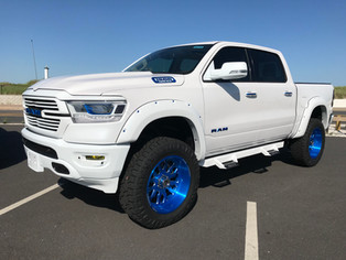 SUPERCHARGED RAM - 2019