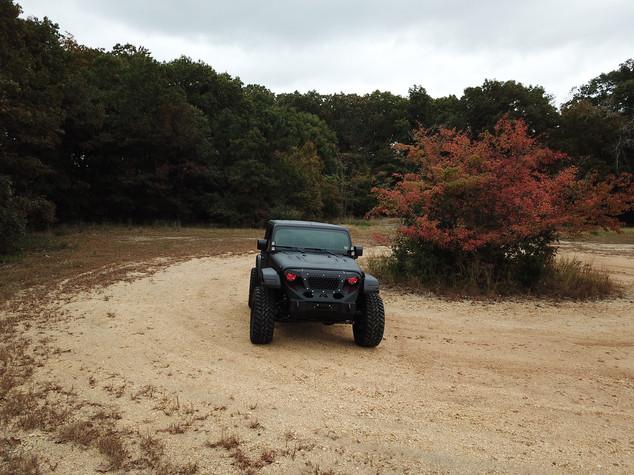 Urban Assault Jeep