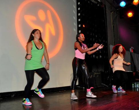 Performing at SOBs '11