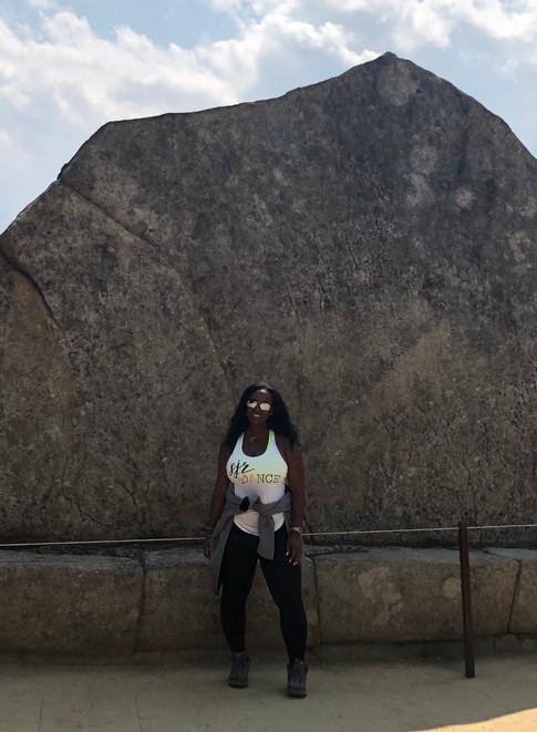SJR at Machu Picchu
