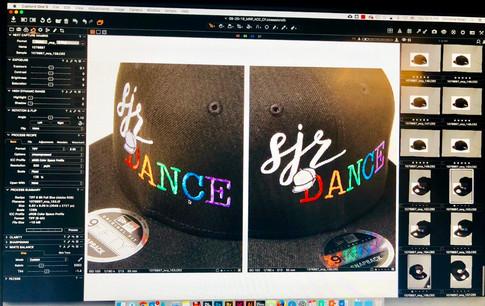 SJR Dance Snapback Shots