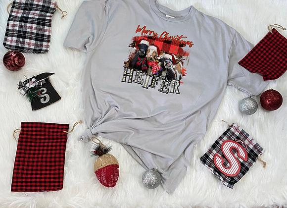 Merry Christmas Heifer