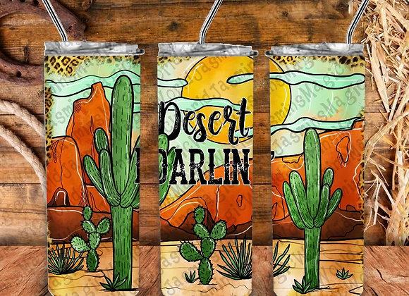 Desert Darlin' 20oz Tumbler