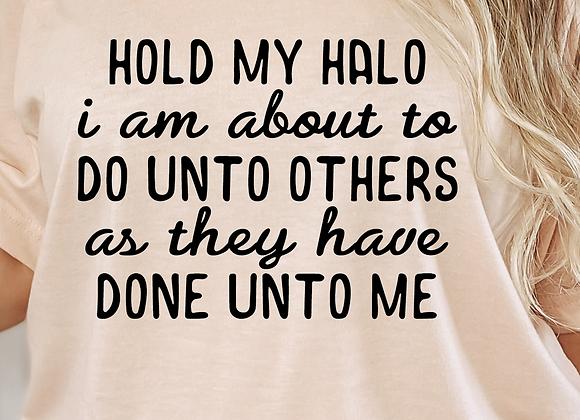 Hold my Halo
