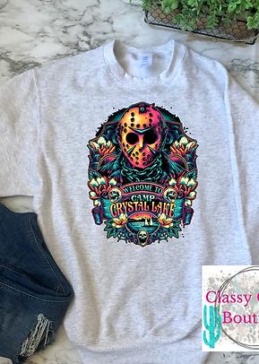 Crystal Lake Sweatshirt
