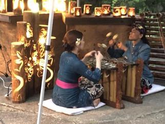 癒されたバリガムランと箏の演奏会レポ