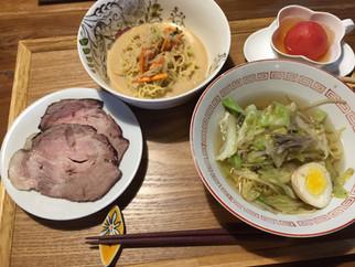 極み鶏ガラ出汁vs昆布出汁ラーメン講座in金沢キッチン報告