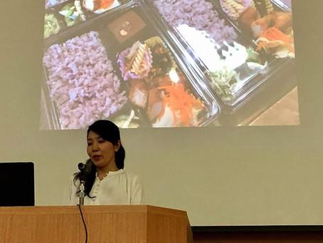 健勝リレーセミナー300人の観客の前でたった10分間で金沢キッチンの良さを伝える方法!