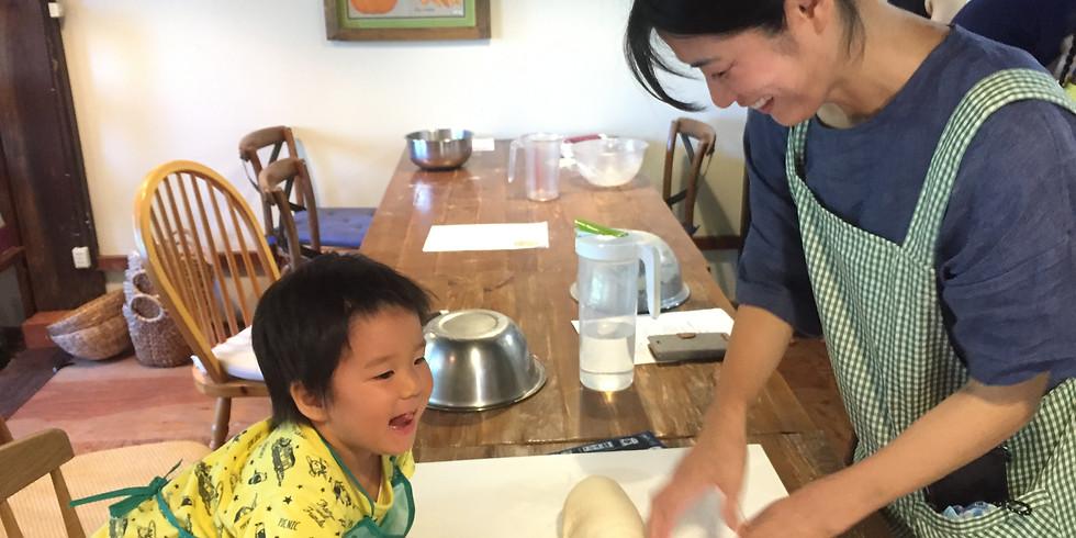 赤ちゃん・小さなお子様とお母さんの料理教室