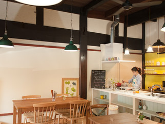 木曜日からはじまる金沢キッチンでランチはいかが?