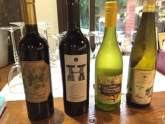 個性的な価値あるワインが堪能できました!